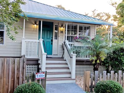 Photo for St. Augustine Cottage right in Historic Lincolnville - minutes from downtown