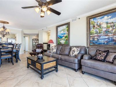 Photo for Broadmoor 105: 3 BR / 3 BA condo in Orange Beach, Sleeps 10