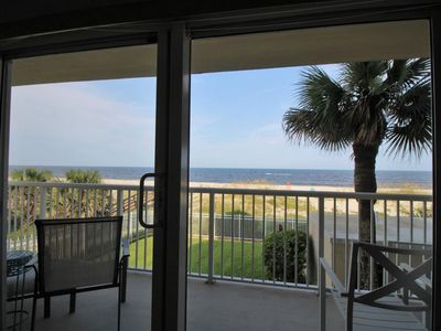 Photo for Beach Front Condo Fully Remodeled 8/2018