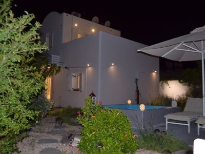 Photo for JB Villa - Private ,  w/Private Jacuzzi, enclosed Garden and Terrace.