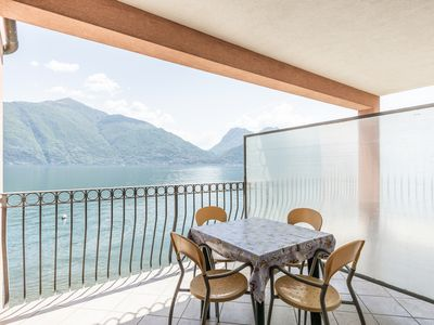 Photo for Garibaldi House + | Lake Como | Stunning view