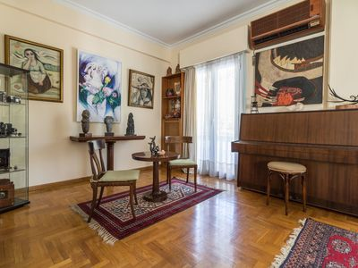 Photo for Elegant Apartment Very Close to the Acropolis