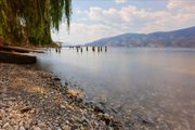 Spacious Lakefront Rental Suite with Private Beach & Dock on Okanagan Lake