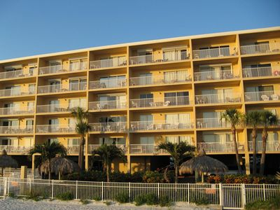 Photo for Always a Discount. Beach Front, 3BR/2BA,1470 ~SF~ Exclusive Sand Dollar Resort