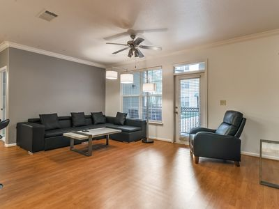 Photo for Designer two bedroom home in the medical center