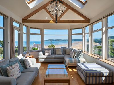 Photo for AA 5 Star House withStunning Beach Views perfect location for Families & friends