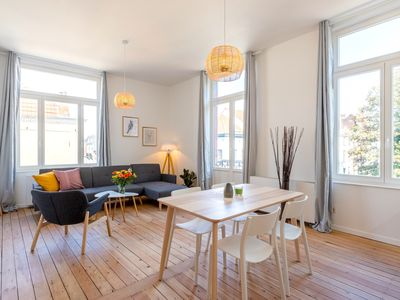 Photo for Europea Residences - Charming Rubens II Residence - Brussels EU Area