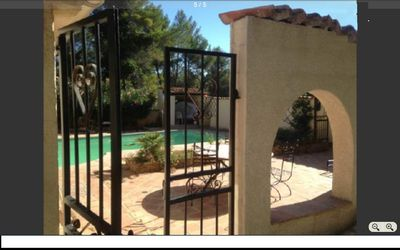 Photo for Villa in Provence 6 rooms with swimming pool *** between Aix and Cassis