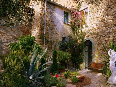 Photo for Apartment With Large Terrazzo And Garden In Tranquil Village internet wifi