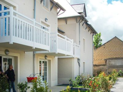 Photo for Apartment Domaine des Dunettes (CAB211) in Cabourg - 6 persons, 2 bedrooms