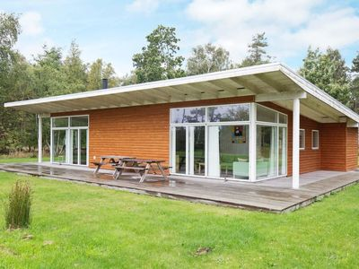 Photo for Vacation home Begtrup Vig in Knebel - 6 persons, 3 bedrooms