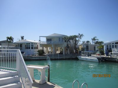 Photo for Shangri-la in the Keys! Enjoy the water views and a 45' dock space!