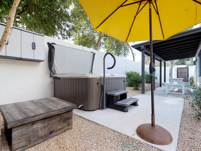 Photo for Great location! Dog-friendly home in Scottsdale w/ a private hot tub & free WiFi