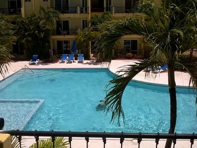 Photo for Nice apartment, Garden Condos, Central Sosua near strip, guest friendly