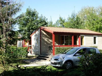 Photo for Camping La Plage *** - Chalet 3 Rooms 4 People