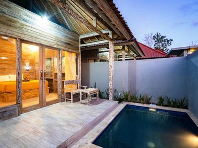 Photo for Separated 4Adult Nusa Lembongan Sumer Private Pool