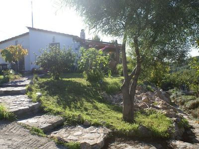 Photo for Charming holiday home, west coast of Rhodes in picturesque village of Kritinia