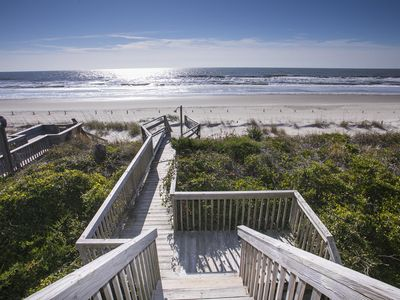 Photo for Southern Sol North Carolina dog friendly beach house
