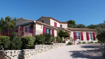 Photo for Pleasant and beautiful Provencal house to live