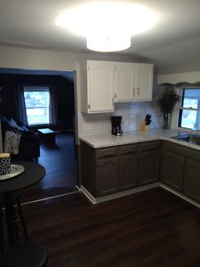Photo for Creekside stay nestled between state parks.  Boating! Fishing! Great Restaurants