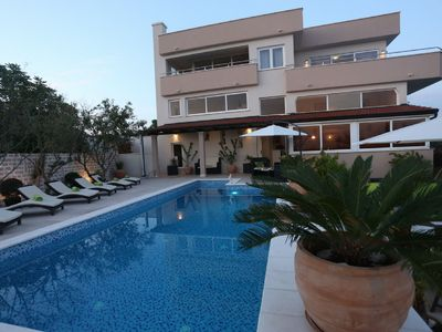 Photo for Villa with private pool, Ciovo Trogir