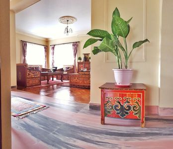 Photo for SUPERHOST   Boutique Tibetan Themed 3 bedroom apartment at Karma Suites