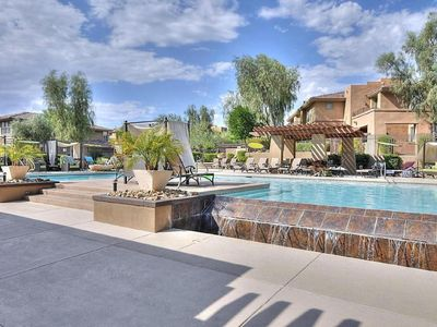 Photo for Poolside Clubhouse Gated Resort Condo at Grayhawk