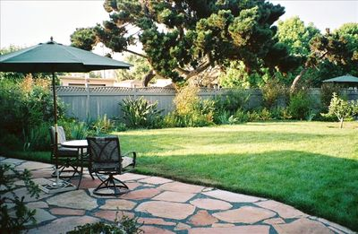 Private Fenced Yard.