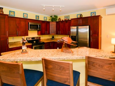 Photo for New remodeled gated comm, walk to Playa Hermosa, 3 Pool & Family Friendly