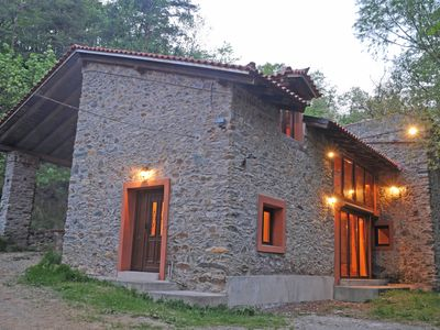 Photo for Giusvalla Superior two floor villa with  tunel and private forest