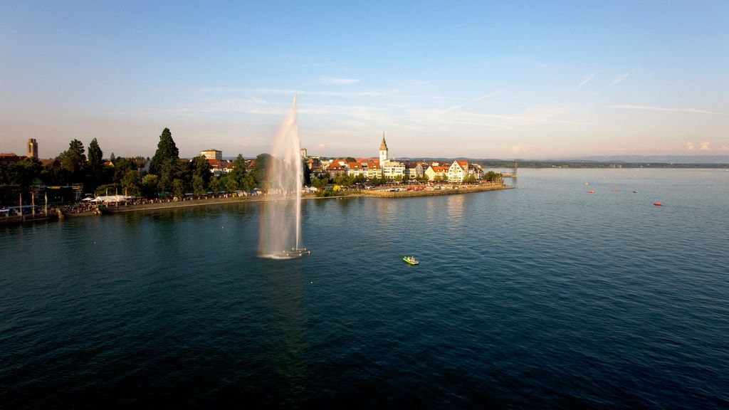 2 room apartment in friedrichshafen new building for Apartment bodensee
