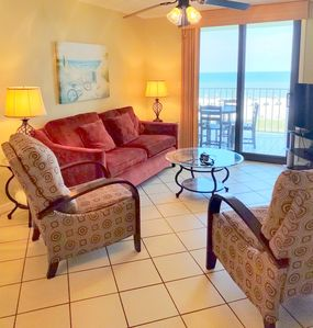 Photo for 307 Sunswept 2/2 Orange Beach  *DIRECTLY ON THE BEACH*AMAZING VIEW*