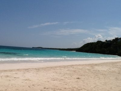 Beautiful beach - perfect for snorkeling