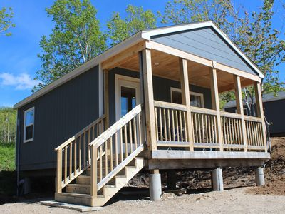 Photo for Mountainside Cabin along The Cabot Trail #1