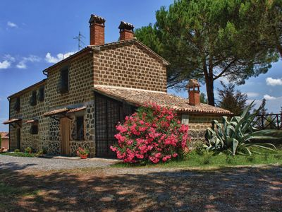 Photo for Villa Ginestrella, the most complete relax in the countryside of Tuscia
