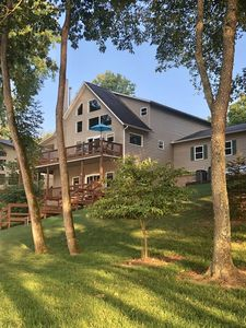 Photo for Guest house on banks of White River ,newer home, sleeps 4