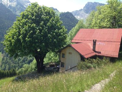 Photo for 350 Year Old Authentic Chalet In The Swiss Alps