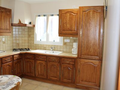 Photo for Rental for 2 people, 3 km from the beach and 1.5 km from shops