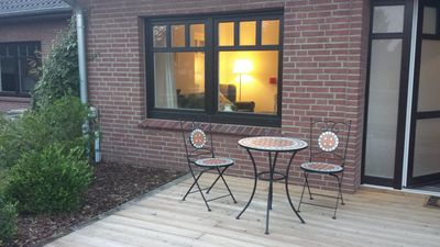 Photo for barrier-free apartment on the North Sea, WiFi included, wheelchair accessible