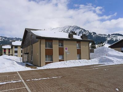Photo for Apartment in Amden with Parking, Internet, Washing machine, Balcony (63175)