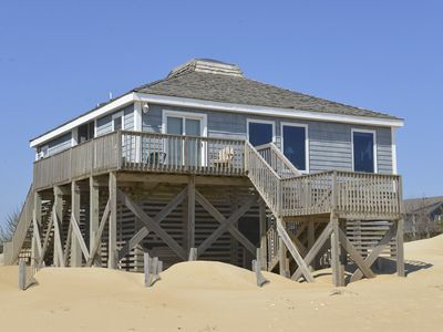 Photo for Charming Oceanfront Cottage - 038