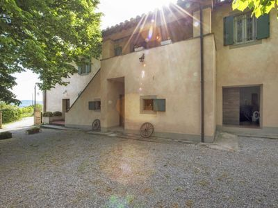 Photo for Vacation home Casale dei tigli in Magione - 10 persons, 6 bedrooms
