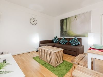 Photo for Contemporary East London Style Apartment in the heart of Brick Lane - 1 Minute from The Truman Brewery