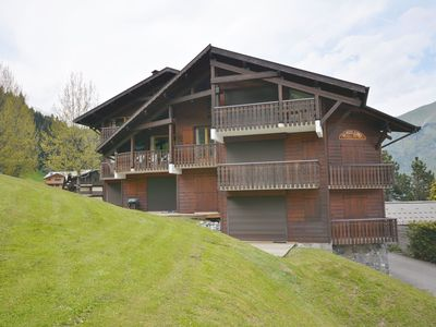 Photo for Apartment for 6 people, with balcony facing south, near the slopes of Pleney in Morzine