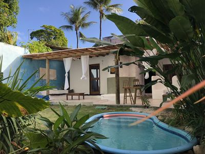 Photo for Beach Duplex Accommodates 2/3/4/5/6 People Pool Barbecue - Downtown