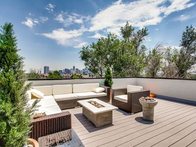 Photo for Modern Highlands Townhome With Huge Views