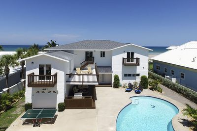 Cocoa Beach Front Vacation Rental Home
