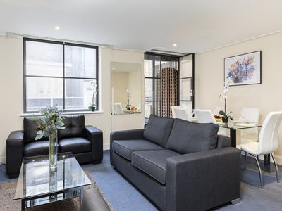 Photo for LOVELY 2BR FLAT  BY CHANCERY LANE - HOLBORN AREA - CENTRAL LONDON!