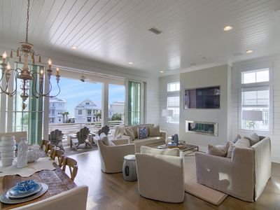 Photo for Inquire for deal May 18-25 Spacious Lux Home Steps from Beach and Community Pool