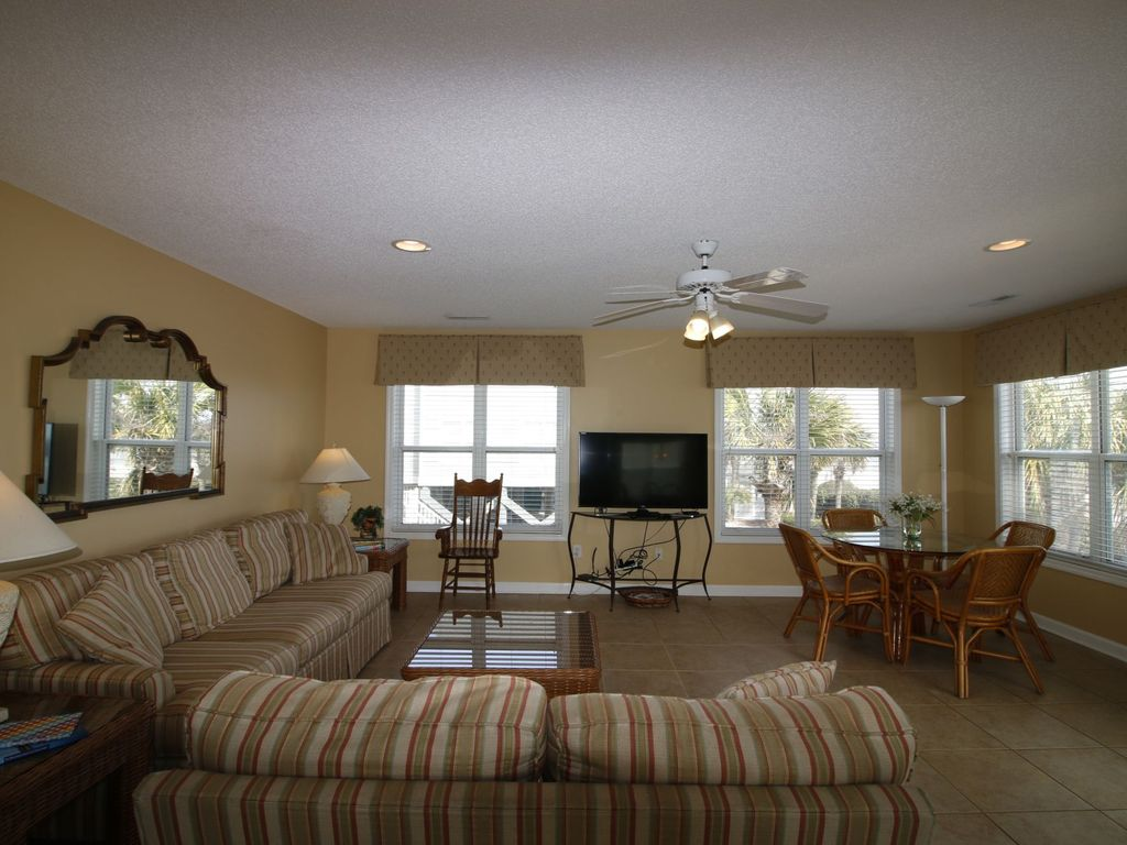 Conched Out: Conched Out: 4 BR, 3 BA House in Garden City Beach ...